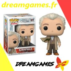 Figurine Pop Good Omens 1077 Aziraphale