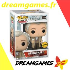 Figurine Pop Good Omens 1077 Aziraphale Chase