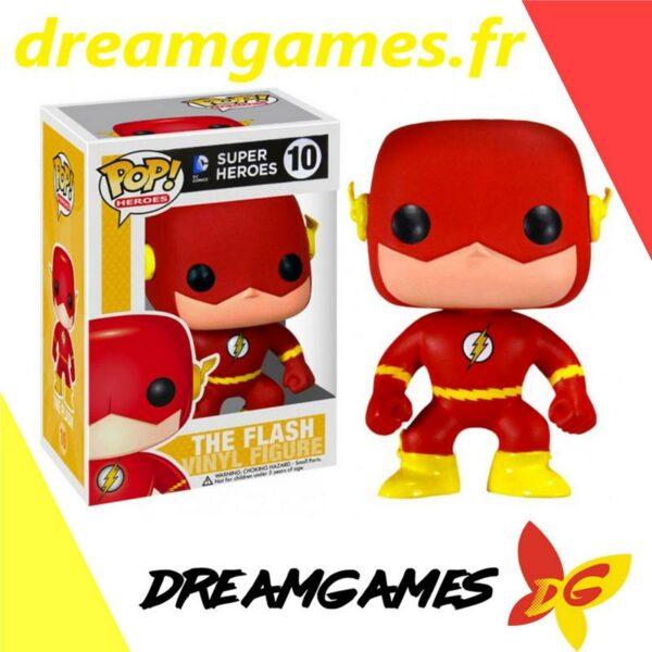 Figurine Pop DC Super Heroes 10 The Flash