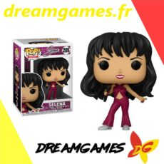 Figurine Pop Rocks 205 Selena