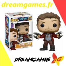 Figurine Pop Guardians of the Galaxy 198 Star-Lord