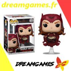 Figurine Pop Wanda Vision 823 Scarlet Witch