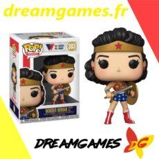Figurine Pop Wonder Woman 383 Golden Age