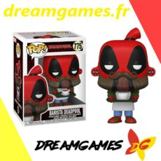 Figurine Pop Deadpool 775 Barista Deadpool