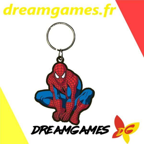 Marvel Spiderman Keychain