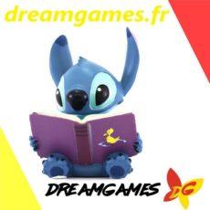 Figurine Disney Showcase Stitch with storybook