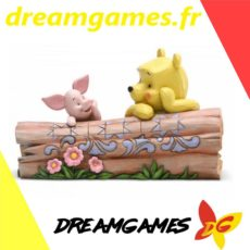 Figurine Disney Traditions Pooh and Piglet