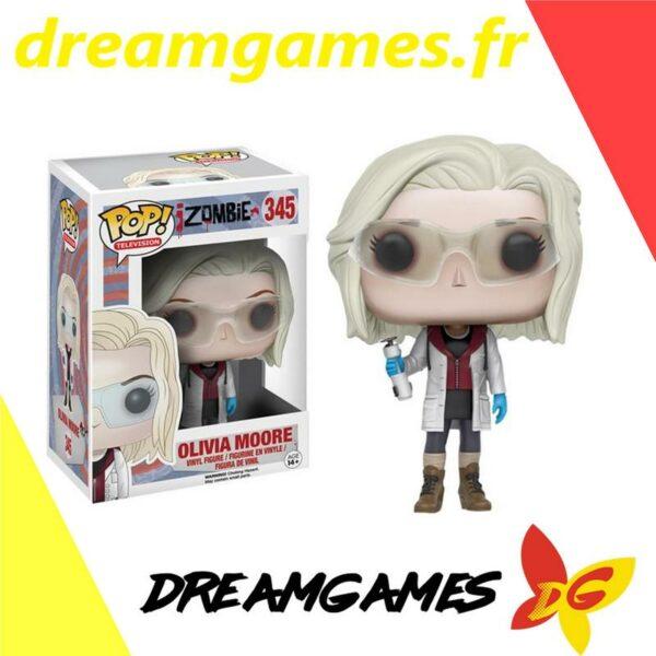 Figurine Pop I Zombie 345 Olivia Moore