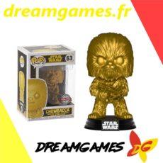 Figurine Pop Star Wars 63 Chewbacca GP MT
