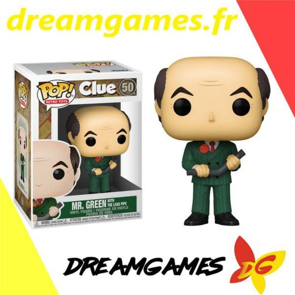 Figurine Pop Clue 50 Mr Green