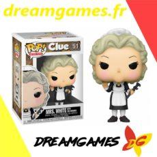 Figurine Pop Clue 51 Mrs White