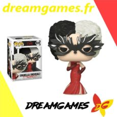 Figurine Pop Cruella 1039 Cruella Reveal