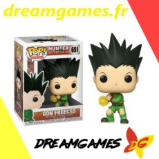 Figurine Pop Hunter x Hunter 651 Gon Freecss