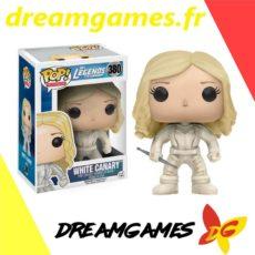 Figurine Pop DC's Legends of Tomorrow 380 White Canary