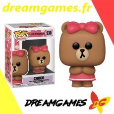 Figurine Pop Line Friends 930 Choco