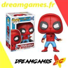 Figurine Pop Spider-Man Homecoming 222 Homemade suit