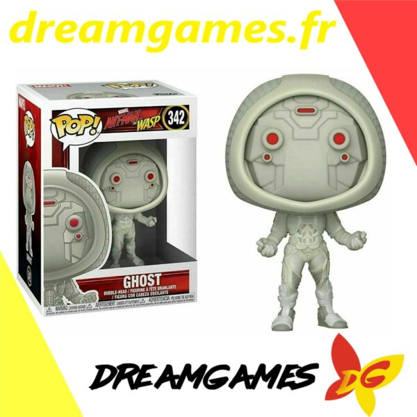 Figurine Pop Ant-Man and the Wasp 342 Ghost
