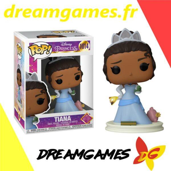 Figurine Pop Ultimate Princess 1014 Tiana