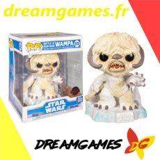 Figurine Pop Star Wars Deluxe 372 Wampa