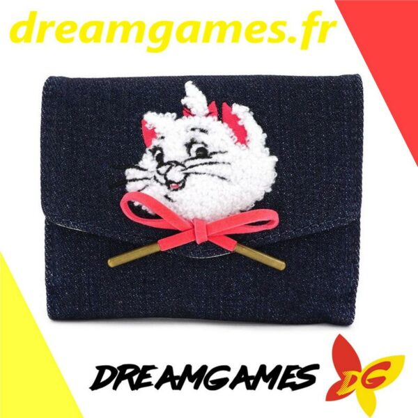 Loungefly Aristocat's Marie wallet