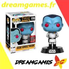 Figurine Pop Star Wars Rebels 170 Grand Admiral Thrawn