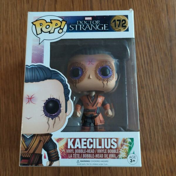 Figurine Pop Doctor Strange 172 Kaecilius (Not mint) 1
