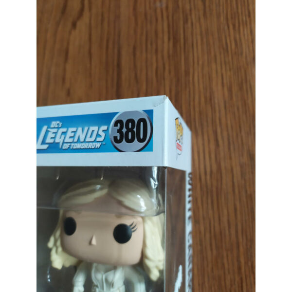 Figurine Pop DC's Legends of Tomorrow 380 White Canary (Not mint) 2