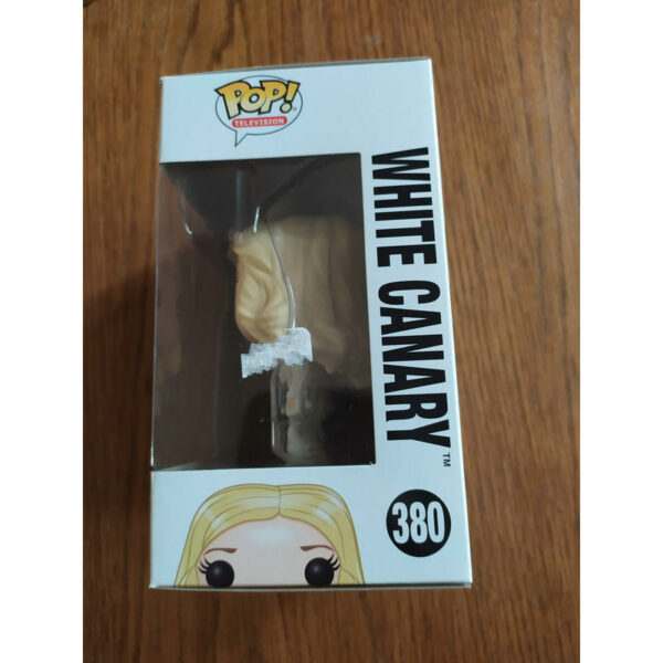 Figurine Pop DC's Legends of Tomorrow 380 White Canary (Not mint) 3