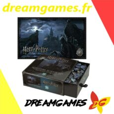 Puzzle 1000 pièces Harry Potter Dementors at Hogwarts