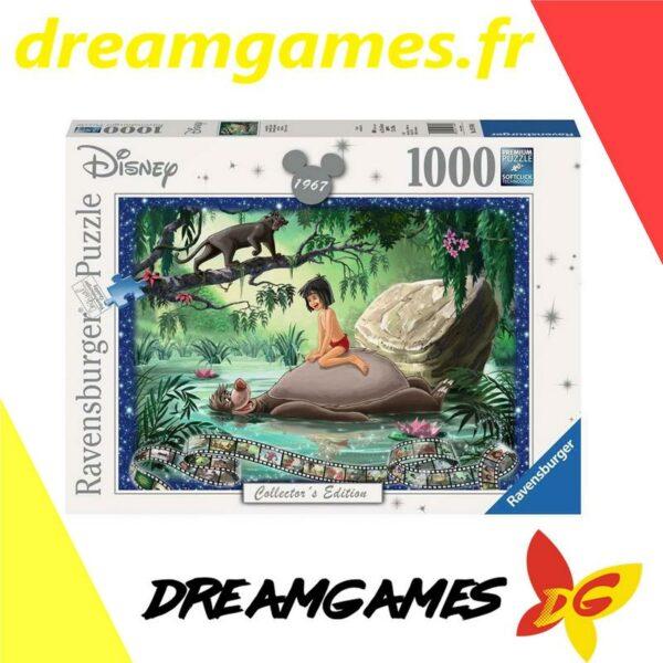 Puzzle 1000 pièces Le Livre de la Jungle