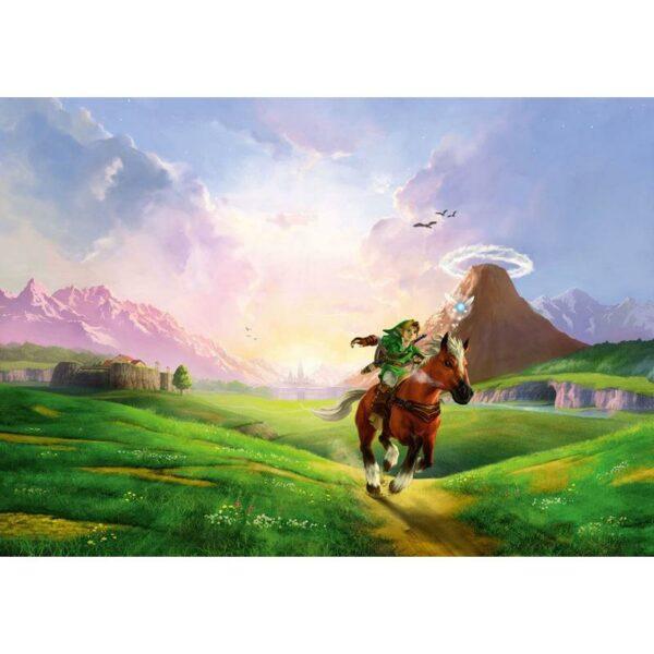 Puzzle Zelda Ocarina of Time 1000 pièces
