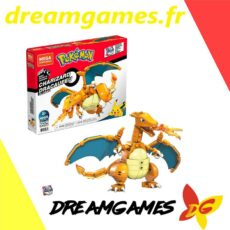 Pokemon Mega Construx Charizard Dracaufeu