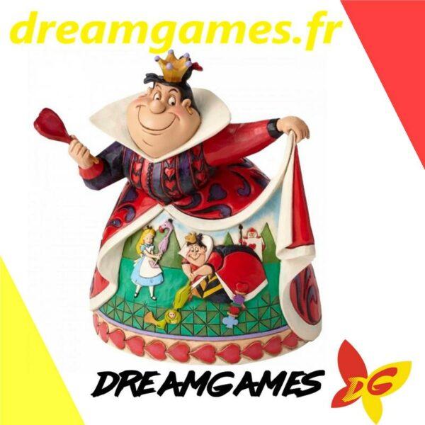 Figurine Disney Traditions Queen of Hearts