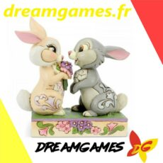 Figurine Disney Traditions Thumper and Blossom