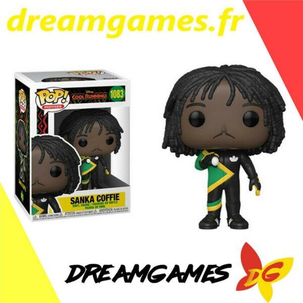 Figurine Pop Cool Runnings 1083 Sanka Coffie