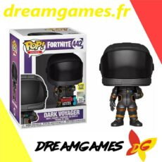 Figurine Pop Fortnite 442 Dark Voyager GITD