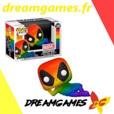 Figurine Pop Marvel 320 Deadpool Rainbow