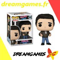 Figurine Pop Happy Days 1124 Fonzie