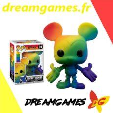 Figurine Pop Mickey Mouse 01 Rainbow