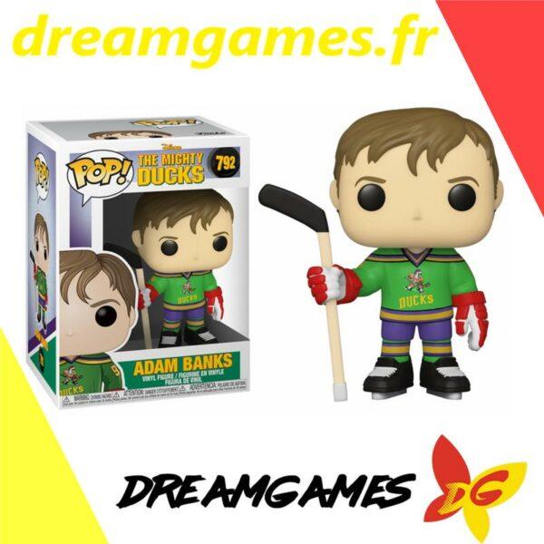 Figurine Pop Mighty Ducks 792 Adam Banks