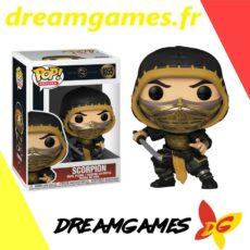Figurine Pop Mortal Kombat 1055 Scorpion