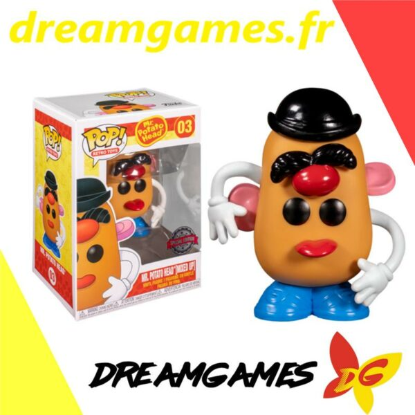 Figurine Pop Mr Potato Head 03 Mixed up