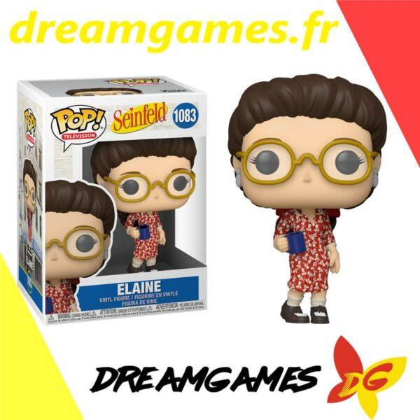 Figurine Pop Seinfeld 1083 Elaine