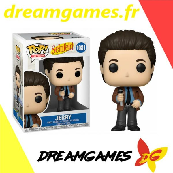 Figurine Pop Seinfeld 1081 Jerry