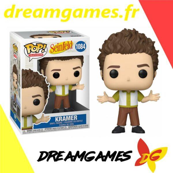 Figurine Pop Seinfeld 1084 Kramer