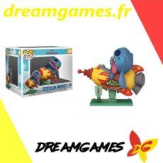 Figurine Pop Lilo & Stitch 102 Stitch in Rocket