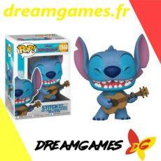 Figurine Pop Lilo & Stitch 1044 Stitch with ukulele