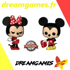 Figurine Pop Minnie & Mickey 2 pack