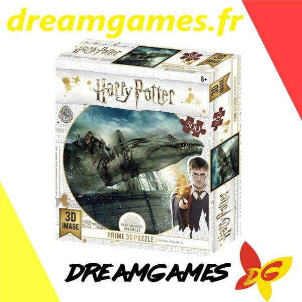 Harry Potter Prime 3D Puzzle Norbert 500 pièces 1
