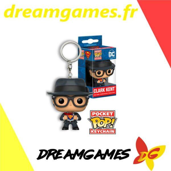 Pocket Pop keychain Clark Kent